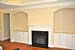 Annandale I, fireplace and built-in cabinets